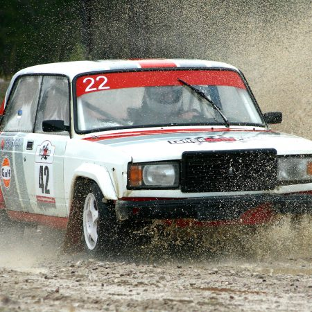 Lada rally Estonia